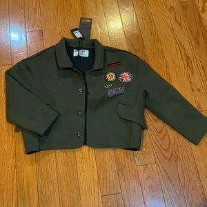 Korean jacket coat